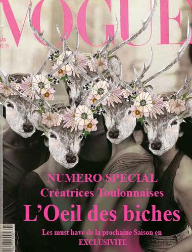 flyer fb v01 loeildesbiches Vogue