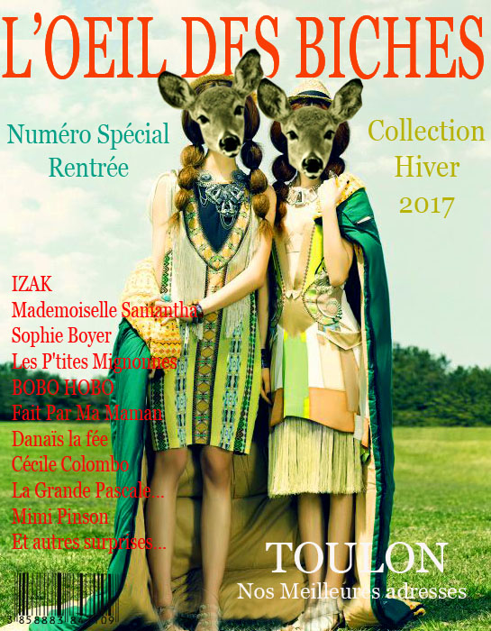 Flyers magazine loeildesbiches v01